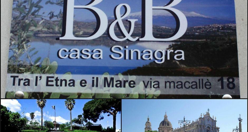 B B Tra L Etna E Il Mare Catania Catania Italy